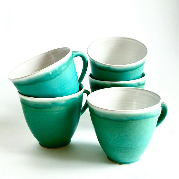 Temugg i keramik