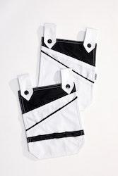 LEA pockets white