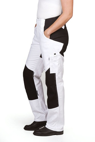 ADA Painter Trouser -white