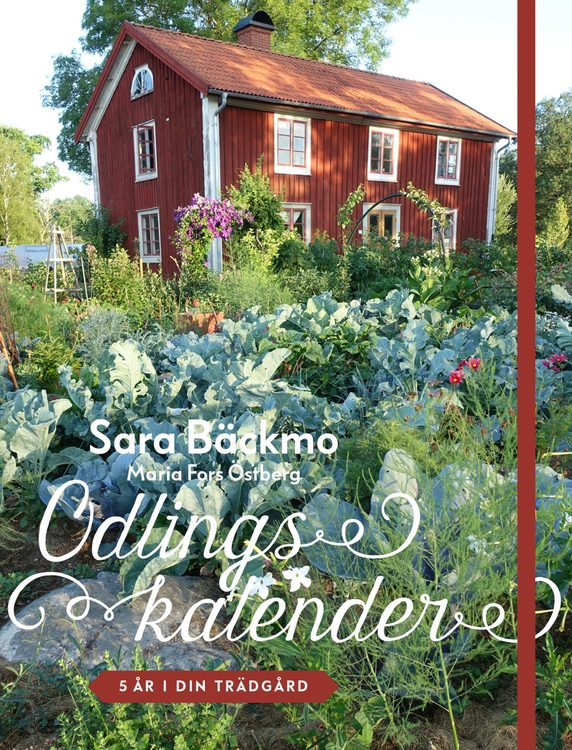 """Gardening Calendar"" Odlingskalender - Sara Bäckmo"