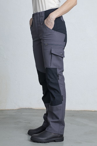 TILDE Work Trousers -Gray