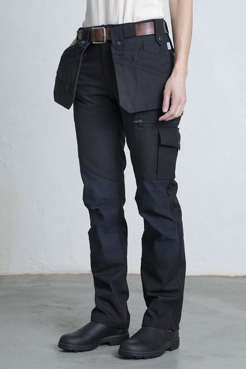 TILDE Work Trousers -Black