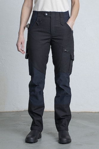 TILDE Work Trousers -Black
