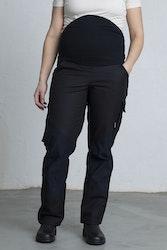 JESSICA servicebyxa för gravida svart