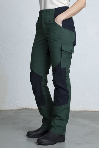 AVA Work Trousers -Green