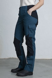 AVA Work Trousers -Petrol