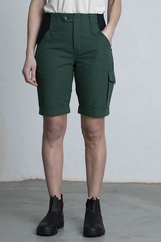 ANN Shorts Green