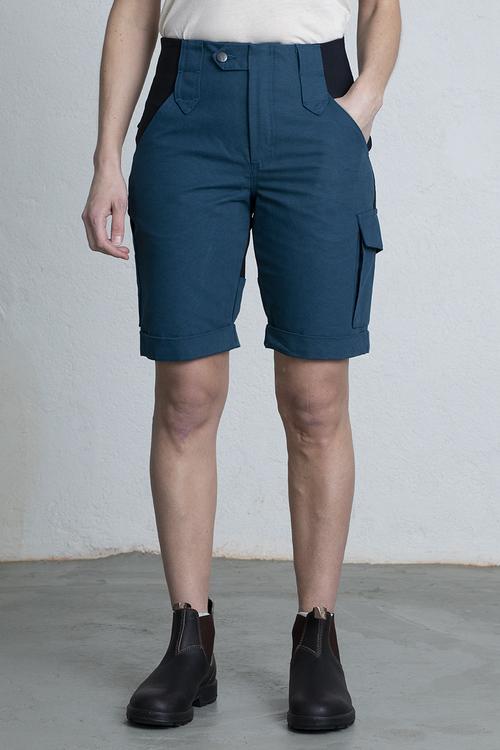 ANN shorts petrol