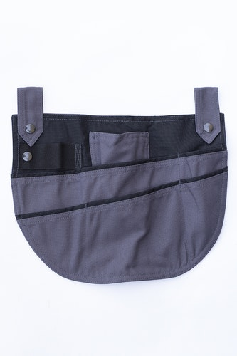Garden pocket gray