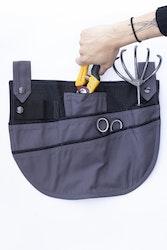 Garden pocket gray