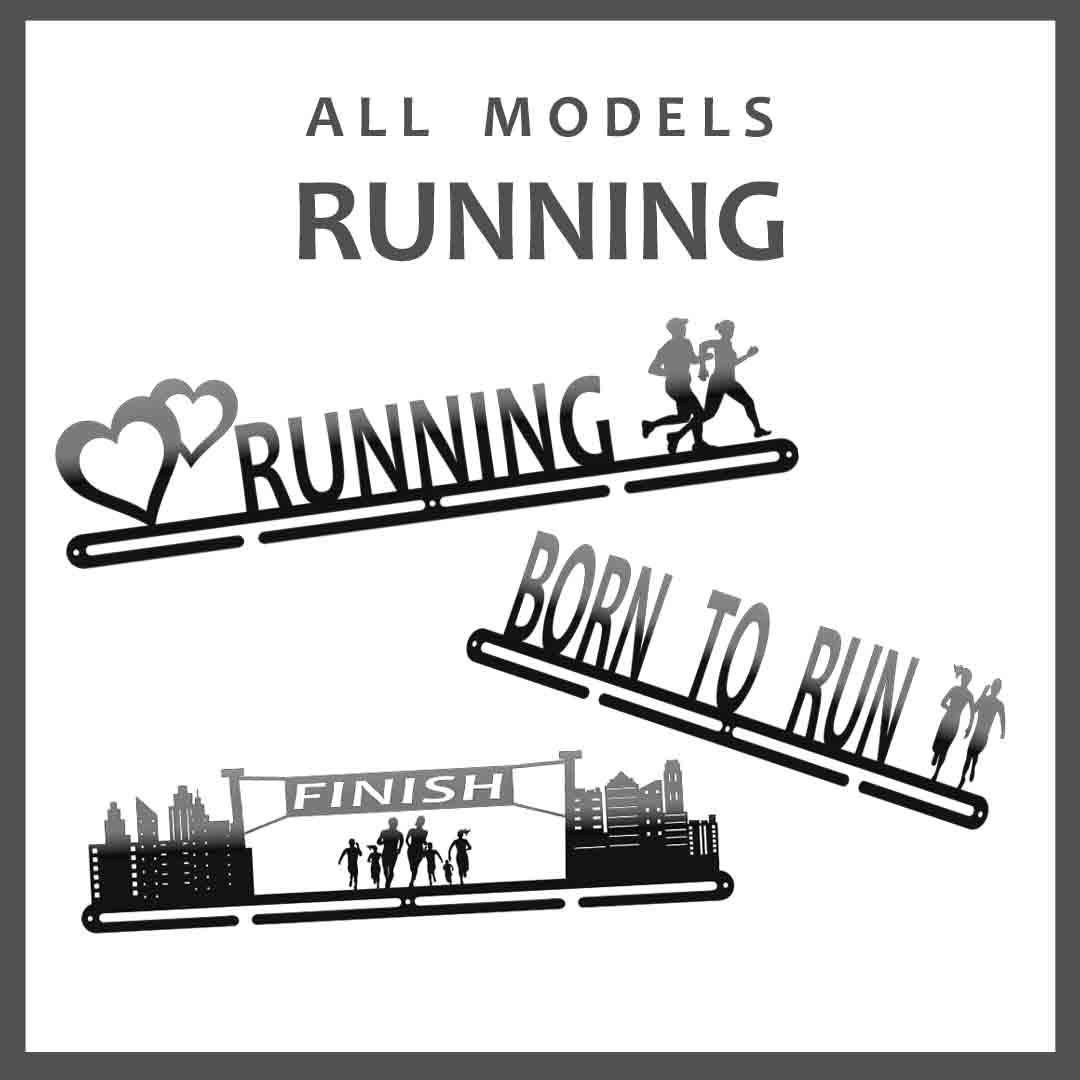 Racemoments > Löpning