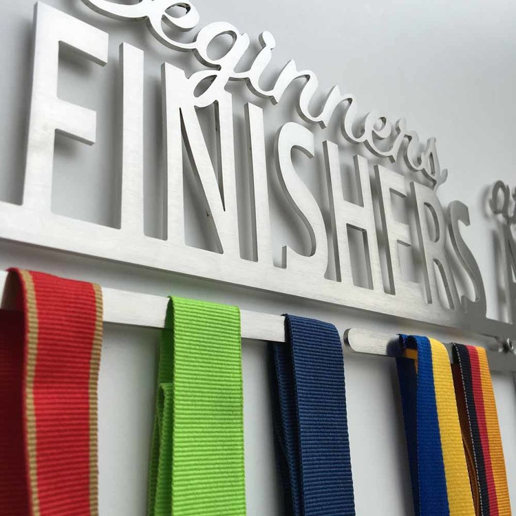 Finishers are Few