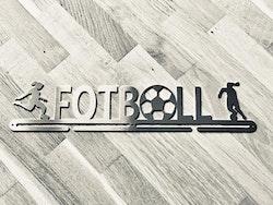 Fotboll Tjej 50cm