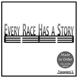 Every race has a story 50cm