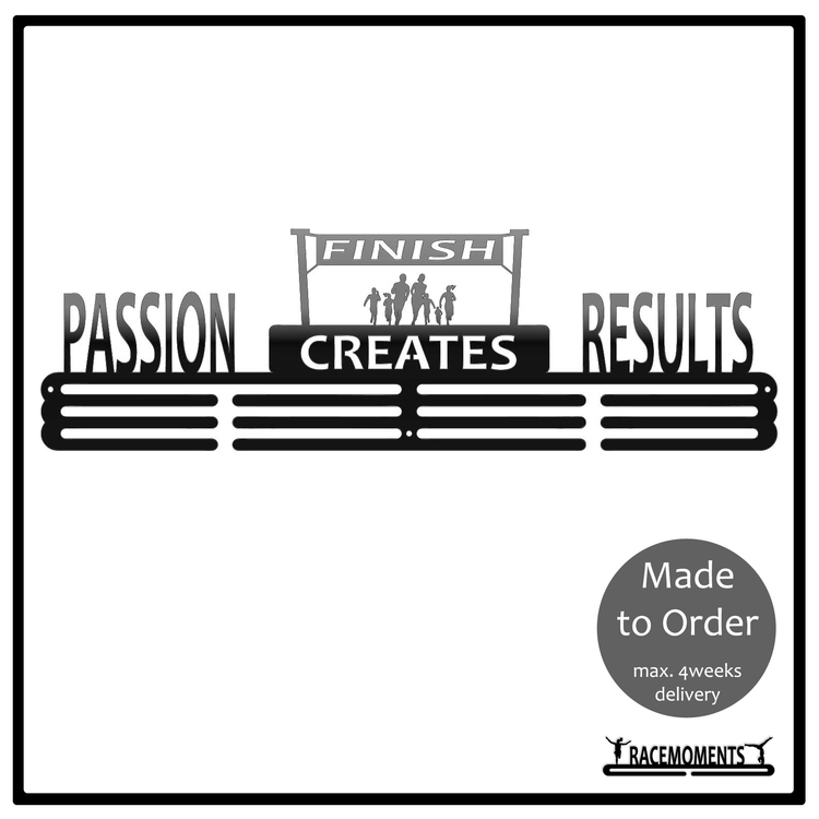 Passion Creates Results