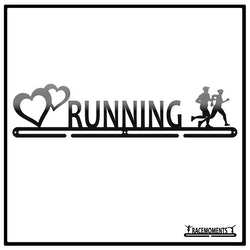 Love Running 50cm