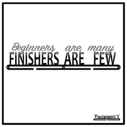 Finishers are Few 50cm