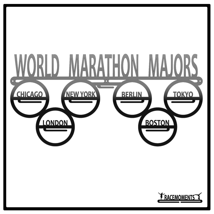 World Marathon Majors 50cm