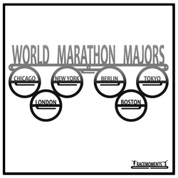 World Marathon Majors 50cm