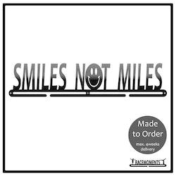 Smiles Not Miles 50cm