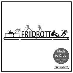 Friidrott 50cm