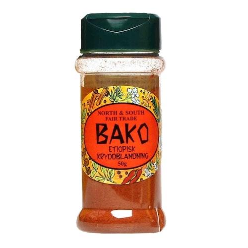Bako kryddblandning, 50 g, Etiopien