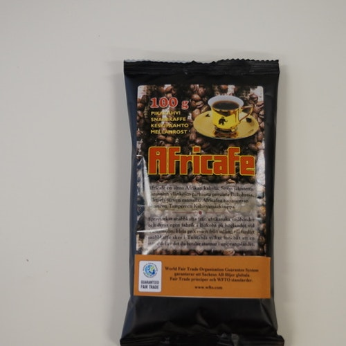 Snabbkaffe Africafe Tanzania 100 g