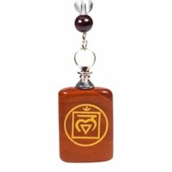 Nyckelring chakra 1, Muladhara