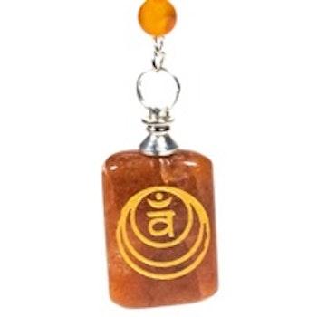 Nyckelring chakra 2, Swadhisthana