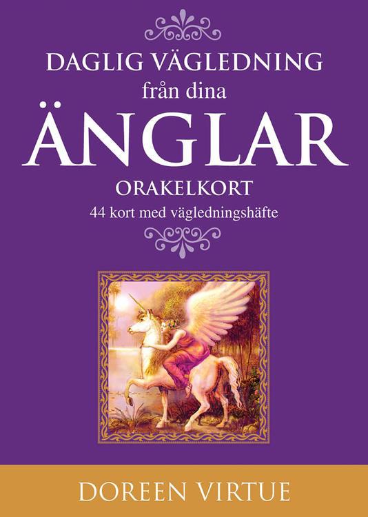Daglig vägledning från dina änglar (Svenska)