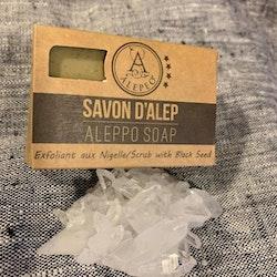 Aleppo tvål, Black Seed