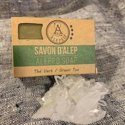 Aleppo tvål - Grönt te