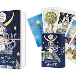 Jolanda den Tredje Tarot och bok - set