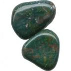 Heliotrop/ Grön jaspis / Blodsten