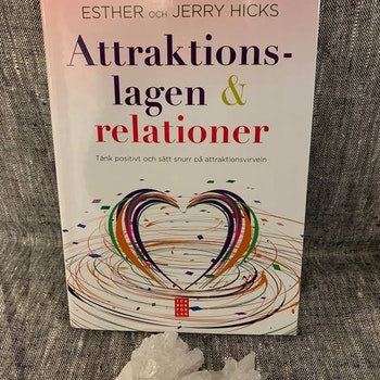 Attraktionslagen & relationer