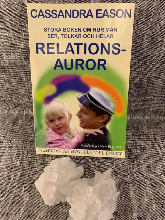 Stora boken om hur man ser, tolkar och helar relationsauror