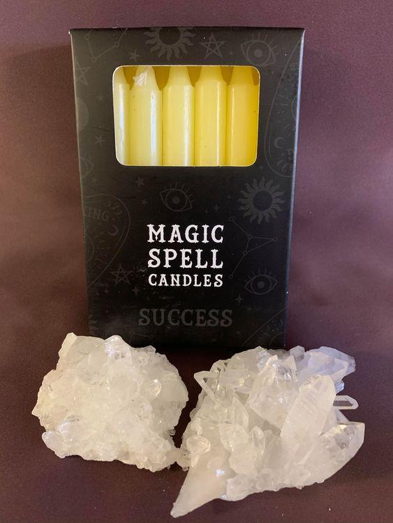 Ljus, Magic Spell 12st/fp välj färg