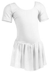 Barndräkt med tunn kjol