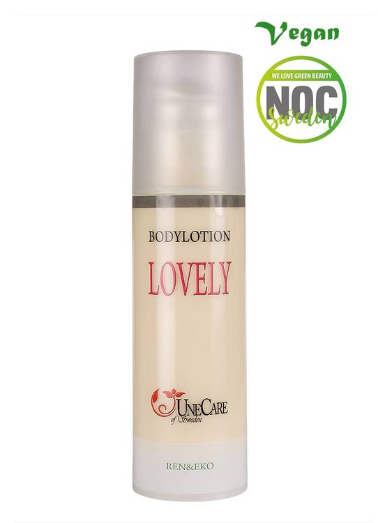 Kroppslotion Lovely Unecare 150 ml