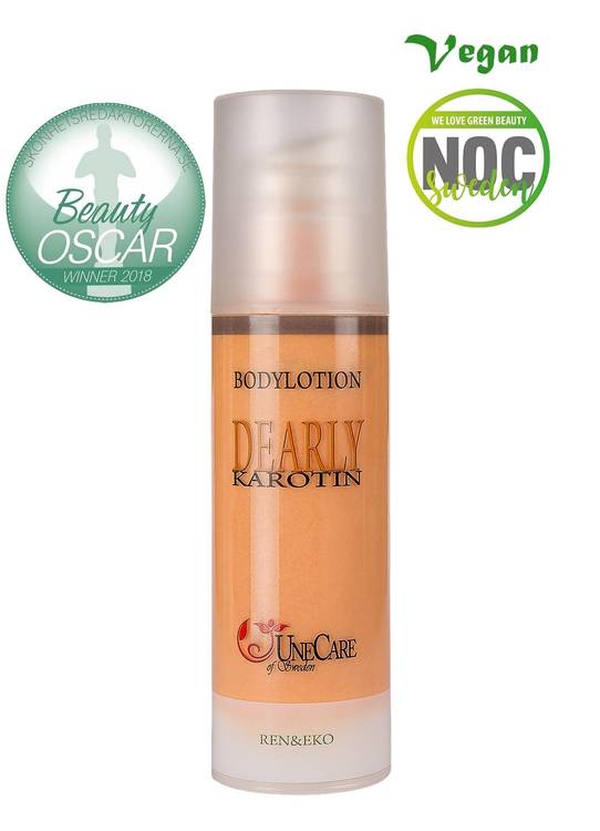 Kroppslotion Dearly UneCare 150 ml