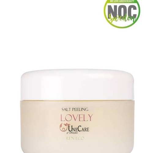 Kroppsscrub Lovely UneCare 200 ml