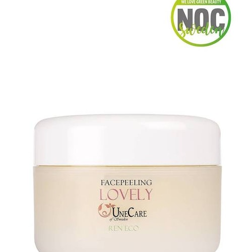 Ansikts peeling Lovely UneCare 200 ml