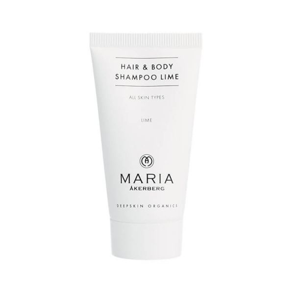 Hair & Body schampo Lime Maria Åkerberg 30 ml