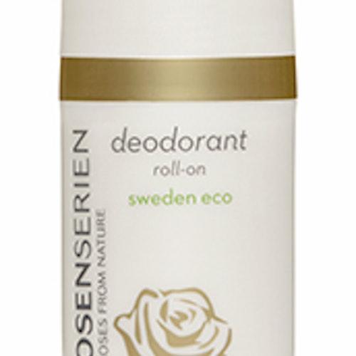 Deodorant Rosenserien