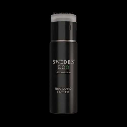Skägg & ansiktsolja 50 ml Sweden eco