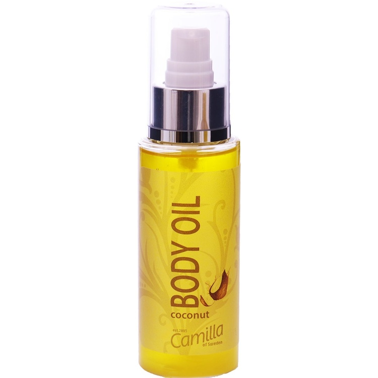 Body oil kokos Camilla of Sweden