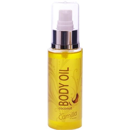 Body oil kokos Camilla of Sweden