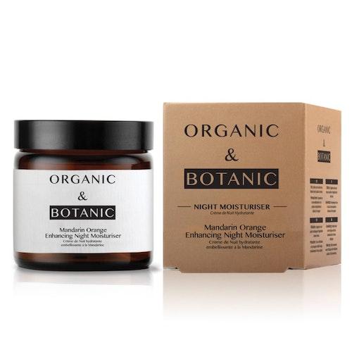 Nattkräm Mandarin Organic & Botanic
