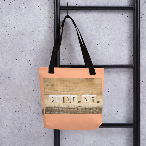 Bag for the future - Black - 38x38