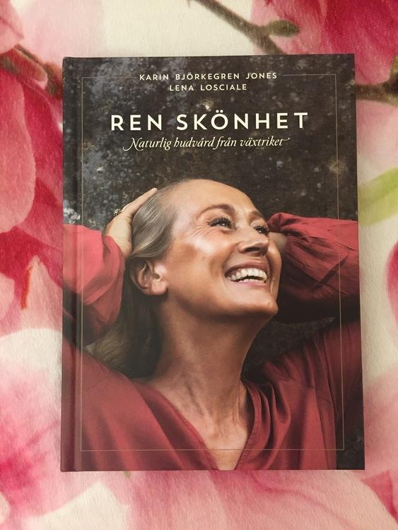 """Bok """"Ren skönhet"""" Lena Losciale & Karin Björkegren Jones"""